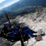 Paragliding Kanin D Station