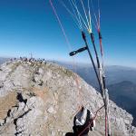 Paragliding Storzic