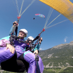 Paragliding Tandem Rombon