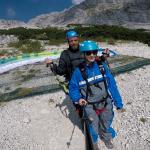 Paragliding Kanin